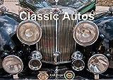 Classic Autos (Wandkalender 2018 DIN A2 quer): Was gibt es Schöneres als einen Concours d'Elegance? (Monatskalender, 14 Seiten ) (CALVENDO Mobilitaet) [Kalender] [Apr 01, 2017] Hilger, Axel