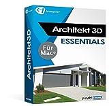 Architekt 3D X9 Essentials für Mac - Fotorealistische Haus- und Gartenplanung für Ihren Mac! Auch für Mac OS 10.13 High Sierra! [Download] -