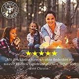 Grill Republic Kaminanzünder Holzwolle Wachs ...Vergleich