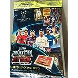 Match Attax UEFA Champions League 2015/2016 Starter Pack by Match Attax
