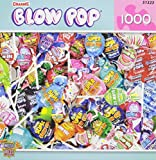 MasterPieces Puzzle Company Candy Brands Blow Pops Jigsaw Puzzle (1000-Piece)