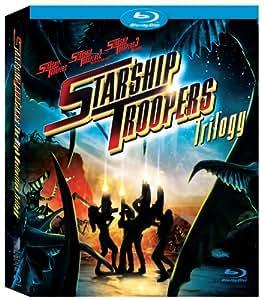 Starship Troopers 1-3 [Blu-ray] [2008] [US Import]
