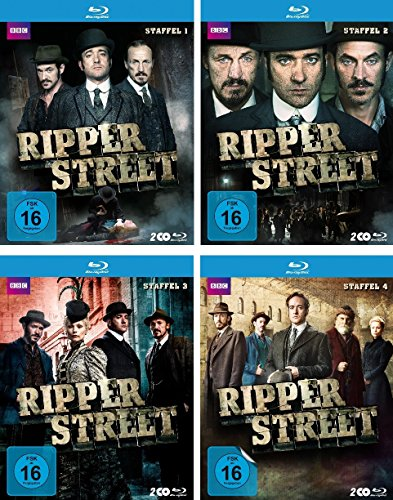 Ripper Street News Termine Streams Auf Tv Wunschliste
