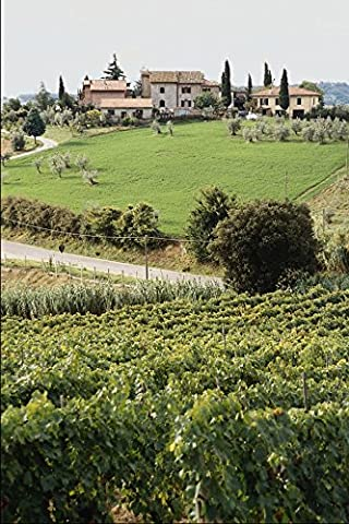 671033 Landscape And Farm Tuscany Italy A4 Photo Poster Print 10x8