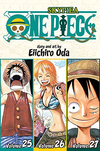 One Piece. 3-In-1 - Edition 9