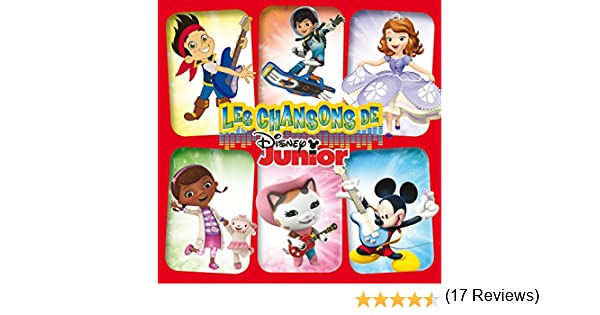 Les Chansons De Disney Junior Multi Artistes Summer Amazon Fr