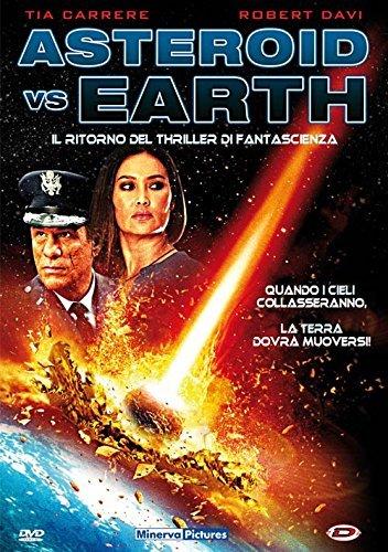 Bild von asteroid vs earth dvd Italian Import by tia carrere