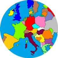 Hauptstadt-Quiz: Europa