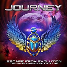 Escape from Evolution (2 CD) Live B