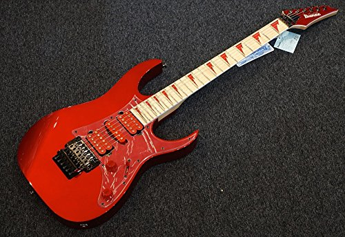 IBANEZ RG3770DX DE CA PRESTIGE – CANDY APPLE