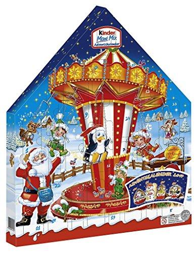 Calendario Avvento Kinder.Super Offerta 2 Calendari Dell Avvento Kinder Con Cioccolatini