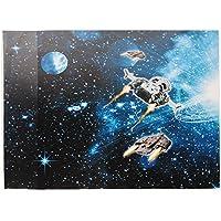 alles-meine.de GmbH Schreibtischunterlage / Unterlage - Weltraum - Space - Raumschiff - 50 cm .. preisvergleich bei kinderzimmerdekopreise.eu