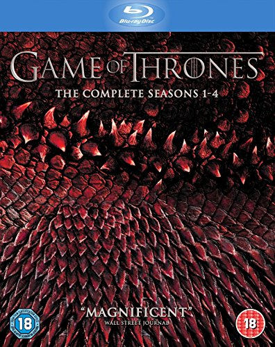 Series 1-4 [Blu-ray]