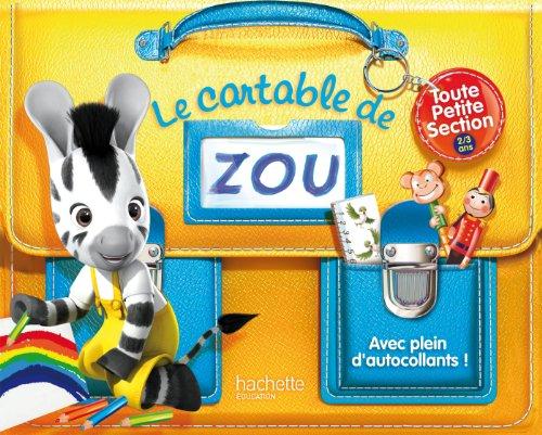 Le cartable de Zou - TPS (Révise avec Zou)