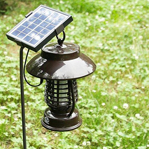 LLZMWD Outdoor/Solar/Mückenschutz Lampe/Wasserdicht/Haushalt/Keine Strahlung/Outdoor/Garten/Garten/Mückenschutz/Mücke, A (Solar-licht, Mückenschutz)