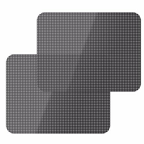Demiawaking-Autocare-2PCS-Side-Car-parasole-posteriore-finestra-parasole-copertura-Block-statica-pellicola-con-visiera-interna-accessori-nero