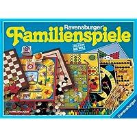 Ravensburger-01315-Ravensburger-Familienspiele Ravensburger Spielesammlung 01315 – Die Ravensburger Familienspiele -