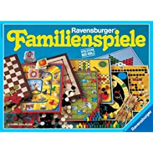 "Ravensburger 01315 9 ""Family"" Collection Game"