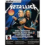 METALLICA - guitar artists - Sonderheft - Die größte Metal-Band des Universums