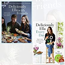 Deliciously Ella with Friends and Every Day 2 Books Collection Set With Gift Journal