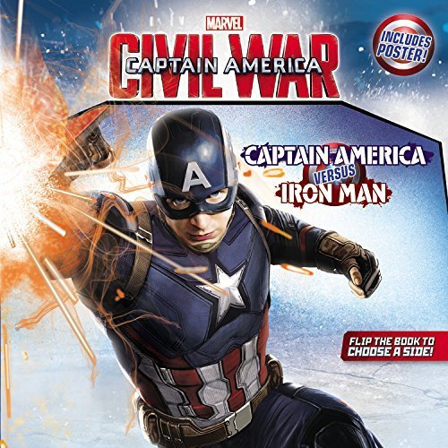 Marvel's Captain America: Civil War: Captain America Versus Iron Man by Marvel (2016-04-12)