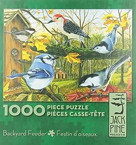 Cobblehill 70010 JackPine 1000 - Puzzle para Patio Trasero