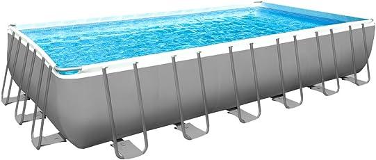 Intex Stahlrahmenbecken mit Filterstation und Zubehör - Besonders Leicht zerlegbar