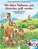Kleine Feldhasen und Kaninchen werden groß: Eine Geschichte mit vielen Sachinformationen