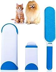 Aodatu Haustier Bürsten Fell Fussel Bürsten Wiederverwendbare, Fur Wizard Pet Pinsel Hund Cat Pet Fur Remover mit Haustier Grooming Bürsten