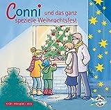 Conni und das ganz spezielle Weihnachtsfest: 1 CD (Meine Freundin Conni - ab 6, Band 10)