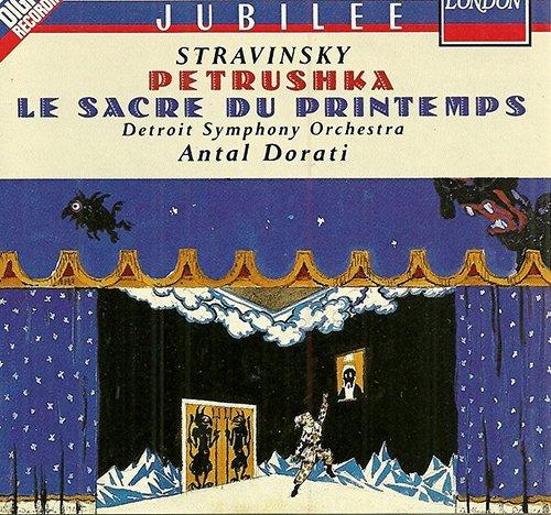Stravinsky-Dorati -Petrouchka