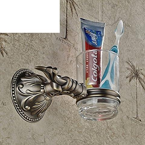 European Cup/ spazzolino tumbler holder/Tazza/ bagno con un lavaggio
