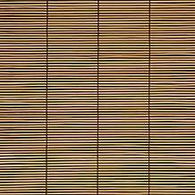 persiana de bamb para ventana con traccin lateral rbol de cereza