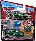 Disney / Pixar CARS Movie Micro Drifters & 1:55 Die Cast Car Nigel Gearsley
