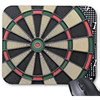 Personalized Bulls Eye Mouse Pad Mousepad Support For Wireless Mouse Optical Mouse Durable Office Accessory And Gift