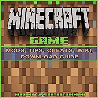 Minecraft Game Mods Tips Cheats Wiki Download Guide Hörbuch - Minecraft spiele cheats