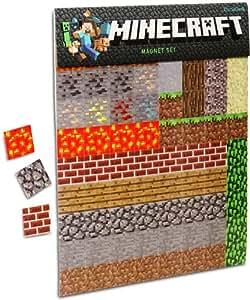 Minecraft Magnet Set (160 Magnet Blöcke)