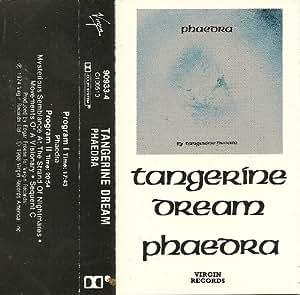 Phaedra [Musikkassette]