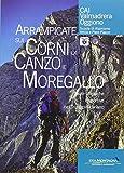 Arrampicate sui Corni di Canzo e Moregallo. Salite classiche e sportive nel triangolo lariano