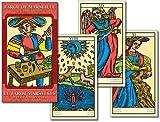 Tarot Of Marseille Large Edition (Grand Trumps):  22 full colour tarot cards major arcana, large size