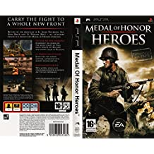 Medal of Honor: Heroes (PSP) [UK IMPORT]