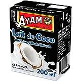 AYAM Lait de Coco | 100% Ingrédients Naturels | Goût Authentique | Noix de coco Fraîches | Haute Qualité | Alimentation…