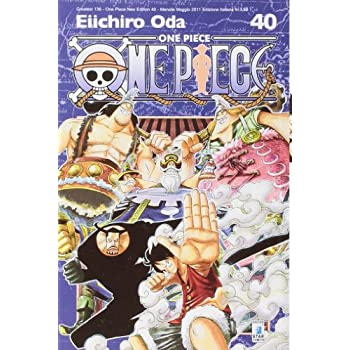 One Piece. New Edition: 40