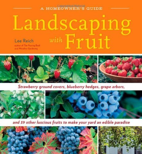 Landscaping With Fruit: Strawberry ground covers, blueberry hedges, grape arbors, and 39 other luscious fruits to make your yard an edible paradise. (A Homeowners Guide) by Reich, Lee (2009) Paperback