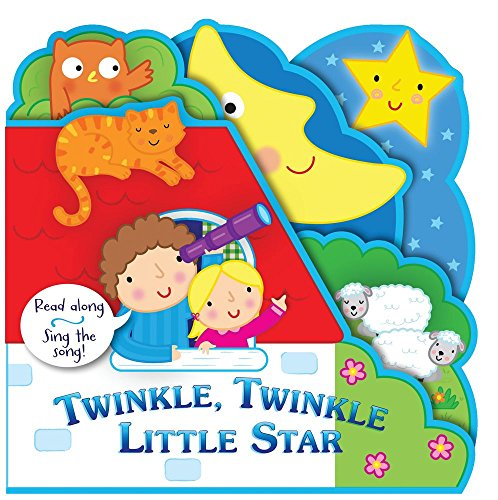 Twinkle, Twinkle Little Star: Read Along. Sing the Song! (Carousel Books)