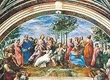 Clementoni 39141.7 - Puzzle Raffaello - The Parnassus 1000 teilig