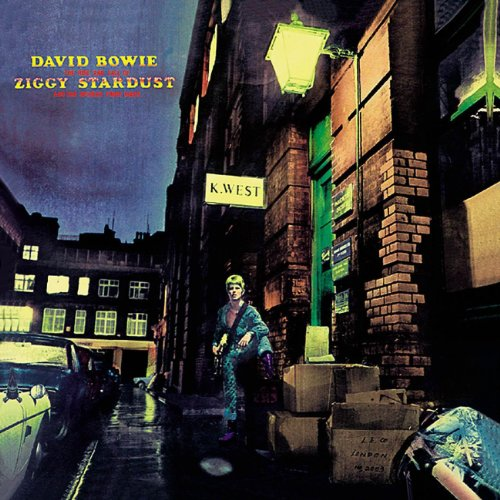The Rise and Fall of Ziggy Stardust And The Spiders From Mars (40th Anniversary Edition)