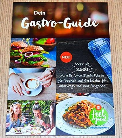 Charmate® Beauty Set //Gesichtspflege// Weight Watchers Dein Gastro-Guide-Gastroguide Restaurantführer - SmartPoints® Plan /