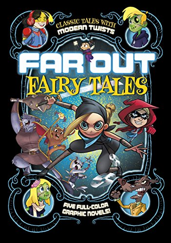 Far Out Fairy Tales (English Edition) eBook: Louise Simonson ...