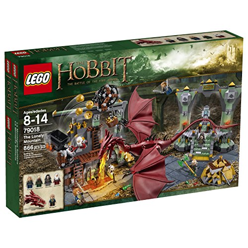LEGO The Hobbit The Lonely Mountain Set